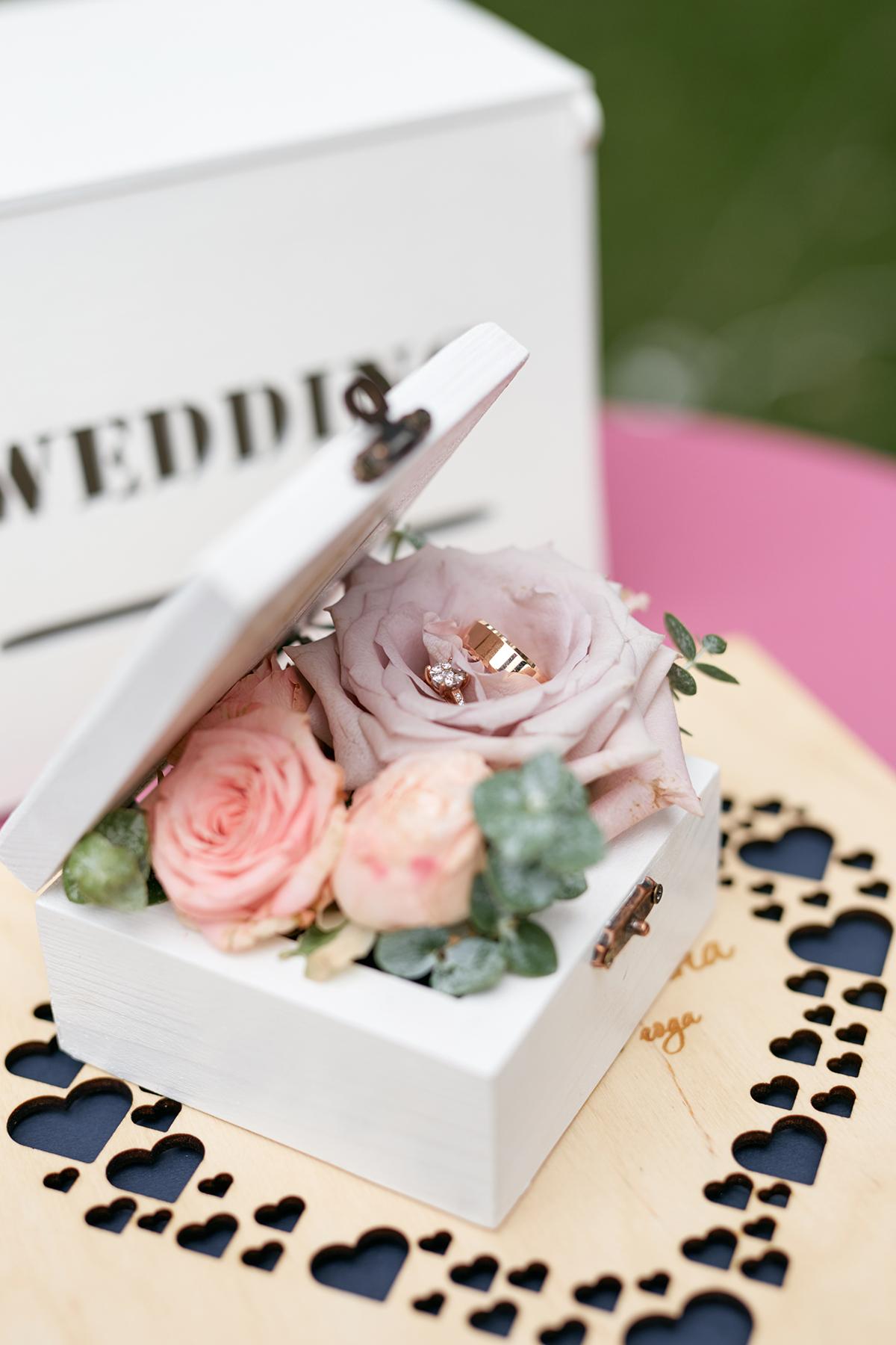 Свадьба Инны и Михаила