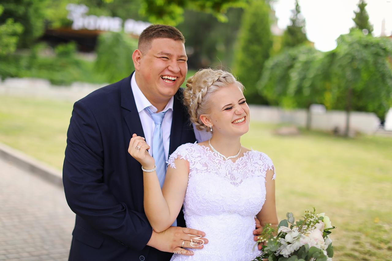 Свадьба Дианы и Михаила
